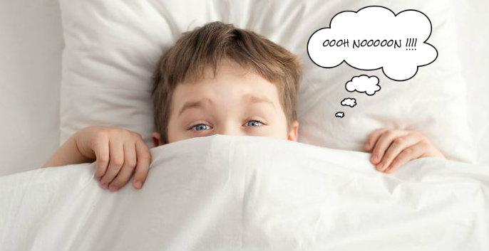 Comment aider son enfant à en finir avec l'énurésie
